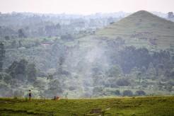 Rural setting of Kasenda