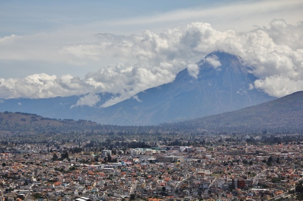 Ambato and Tungurahua
