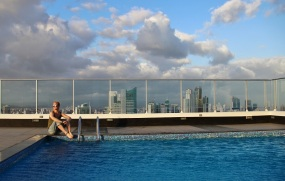 52nd floor in Panama City