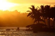 Mirissa sunset